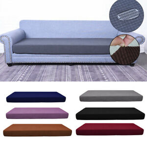 Stretchy-Sofa-Seat-Cushion-Cover-Couch-Slip-Covers-Protector-Replacement-CHF
