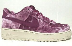 NIKE AIR FORCE 1 LV8 GS Shoes Velvet Tea Berry Girls 849345