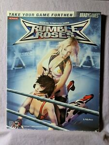 Rumble Roses by Phillip Marcus and BradyGames Staff (2004, Trade Paperback)
