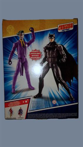 Pack de 2 Nouvelle Action Figures environ 30.48 cm Justice League Action Batman Joker 12 in