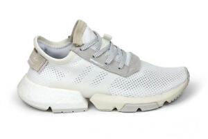 low priced 0992c c3878 Adidas Originals POD-S3.1 in Cloud White/Cloud White/Grey B28089 ...