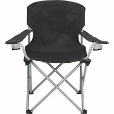 Oversized Folding Chair (500lb Capacity) sports event CAmp'N RV tailgate FISHING