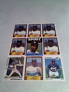 Ted-Williams-Lot-of-34-cards-6-DIFFERENT-DOB-2-23-1965
