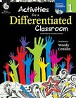 Activities for a Differentiated Classroom: Level 1 by Wendy Conklin (Paperback / softback, 2011)