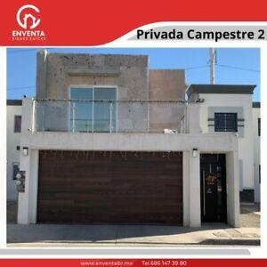 EN VENTA - Privada Campestre 2, Mexicali