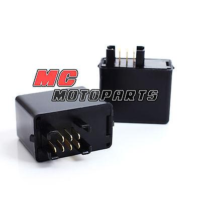 LED Blinkerrelais Blinkgeber 7 Pins//Pole für Suzuki GSF 600 S Bandit A81111