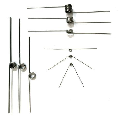 New 10pcs Wire diameter 1.8mm Miniature Torsion Spring