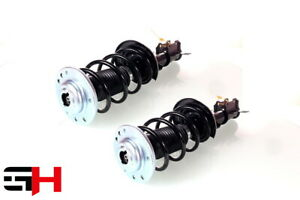 2x Complete Shock Absorber Strut Set Front For Opel Vectra C 2004-2008 1.6 1.8