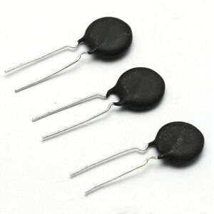 20pcs Thermistor Temperature Sensor NTC MF72 //-20/% 15mm 120D-15