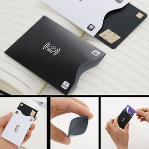 5Pcs-Anti-Scan-RFID-Blocking-Credit-ID-Card-Anti-Magnetic-Holder-Sleeve-Gracious
