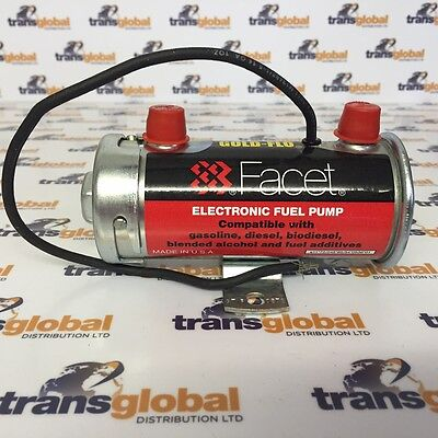 PRC3901 New Land Rover Defender V8 Petrol Electric External Fuel Pump