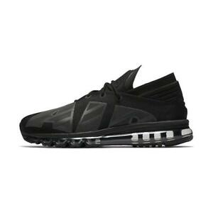 Nike Men's AIR MAX FLAIR SE Shoes Black/Anthracite-Black AA4084-001 b