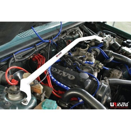 VOLVO 940 ULTRA RACING 2 POINTS FRONT STRUT BAR UR-TW2-1038