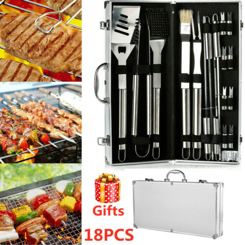Foldable BBQ Barbecue Grill Charcoal Cooking Stove Outdoor Garden Camping Picnic