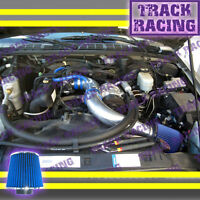 98 99-03 Chevy S-10 Pickup Xtreme Hombre Sonoma 2.2l Cold Air Intake Kit Blue 3