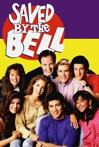 Saved By The Bell Poster #01 11x17 Mini Poster 28cm x43cm
