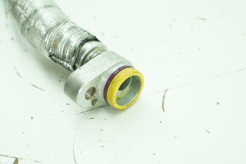 Mercedes E350 06-09 AC Air Compressor Suction Hose Line Pipe 2118303515