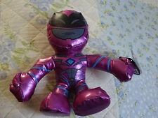 POWER RANGERS MOVIE 8 INCH PLUSH PINK Ranger - BRAND NEW AND IN HAND With Tag