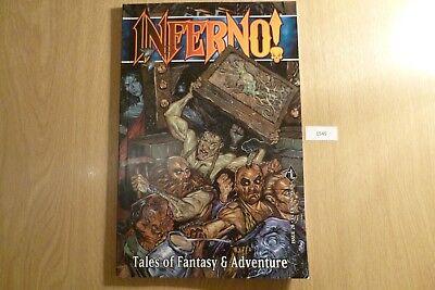 Gw Inferno Tales Of Fantasy & Avventura-issue 28 2001 Ref:1545-mostra Il Titolo Originale Alleviare Il Caldo E Il Colpo Di Sole