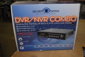 5-lot-HDMI-4CH-DVR-H-264-Standalone-Video-Recorder-CCTV-Analog-Security-Cameras