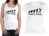 Damen Golf Shirt Golfshirt Frauen Sprüche Motiv Golf Bekleidung Golfsport