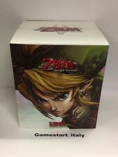 ACTION FIGURE LINK - ZELDA TWILIGHT PRINCESS PCV STATUE 26 CM - NUOVA NEW