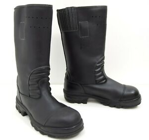 German-Military-Sea-Boots-Full-Leather-Waterproof-Army-Rigger-Boot-Navy-Marines