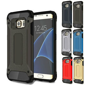 Shockproof-Armor-Hybrid-Rugged-Rubber-Hard-Case-Cover-For-Samsung-Galaxy-Phone