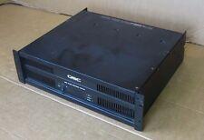 QSC ISA300Ti Power Amplifier - Rackmount Installation - 25V, 70V, 100v Outputs