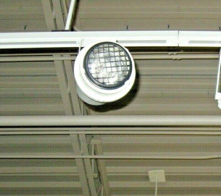 Lot of (14) LiteLab Par 38 Can Track Lights 250W 1202 Model 2-125 Stage Lightin