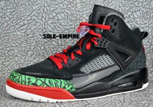 free shipping 20196 3e528 Image is loading Nike-Air-Jordan-Spizike-315371-0026-Black-Varsity-