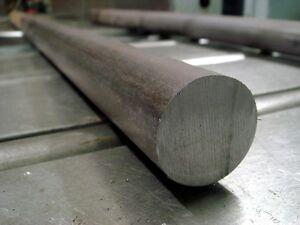 Rundstahl 42CrMo4 ca 35mm x L 500mm Bolzen Werkzeugstahl Rund