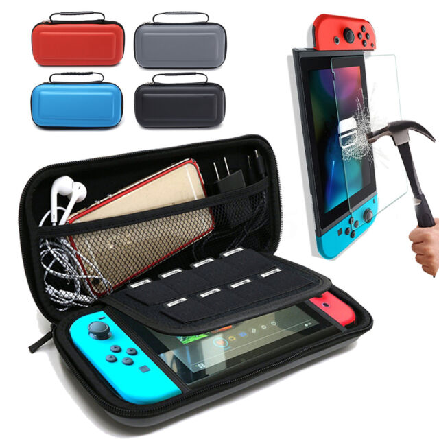 Hard Shell Carrying Case EVA Storage Bag Cover Protective For Nintendo Switch