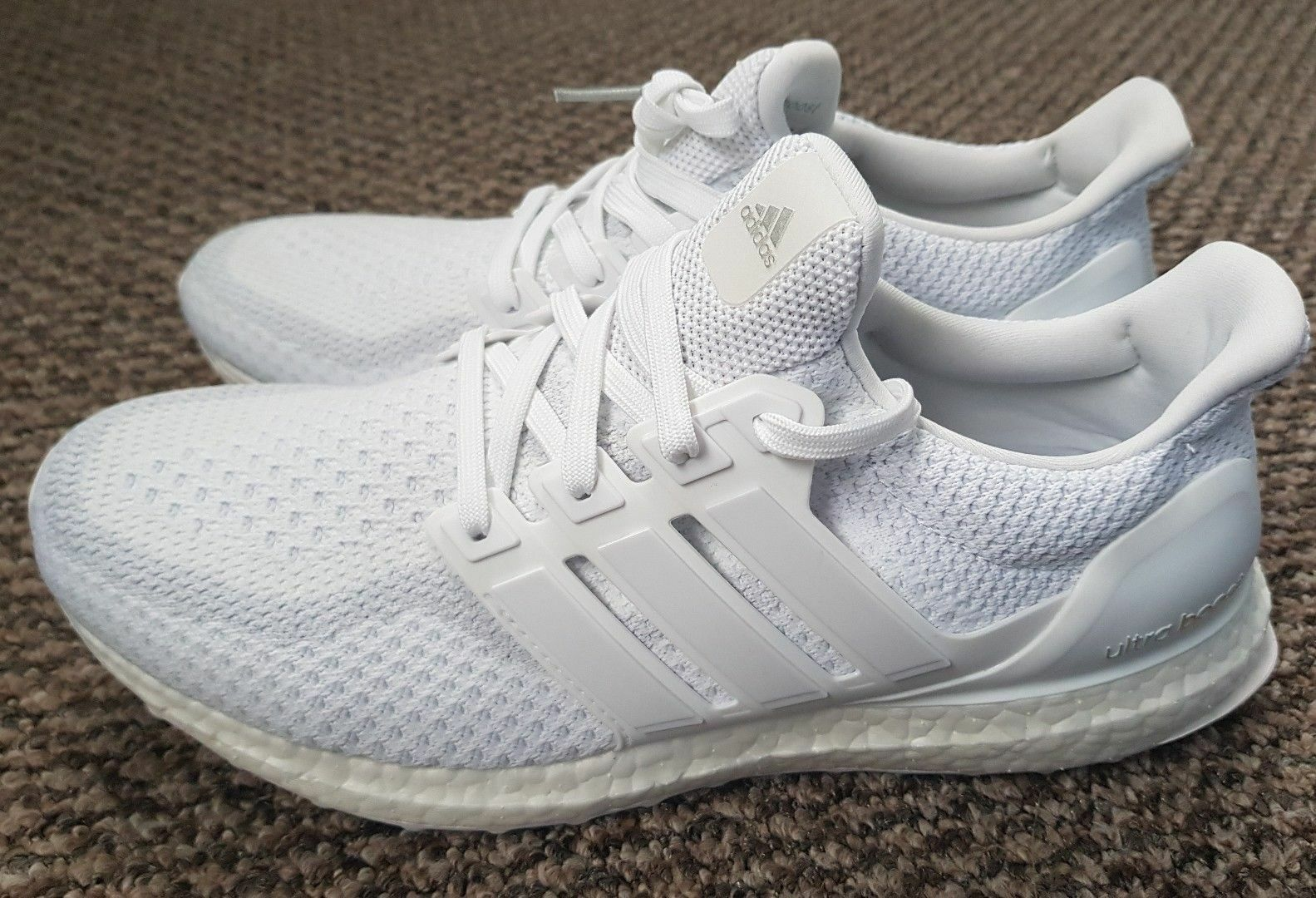 Adidas Ultra Boost 2.0 blancoo AQ5929 Zapatillas Tamaño 9