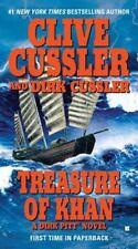 Dirk Pitt Adventure: Treasure of Khan 20 by Dirk Cussler and Clive Cussler (2007, Paperback)