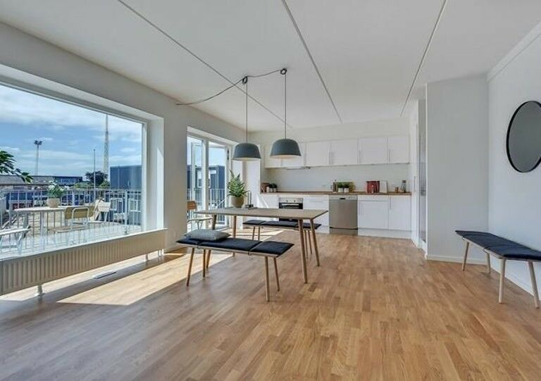 8260 3 lejlighed, 90, Engtoften