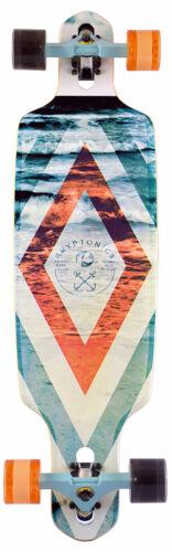 Longboard Skateboard Kryptonics Sea Maze 36 Longboard SKATE Longboard