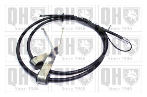 Handbrake Cable fits FORD TRANSIT 2.5D Rear 91 to 00 Hand Brake Parking QH New