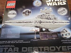 6f8fed74ec3 NEW Lego Star Wars Empire 10030 Imperial Star Destroyer UCS - Ships ...
