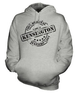 Unisex Christmas Mens In Ladies Birthday Gift Womens Kensington 50th Hoodie Made 6xfwqFgq