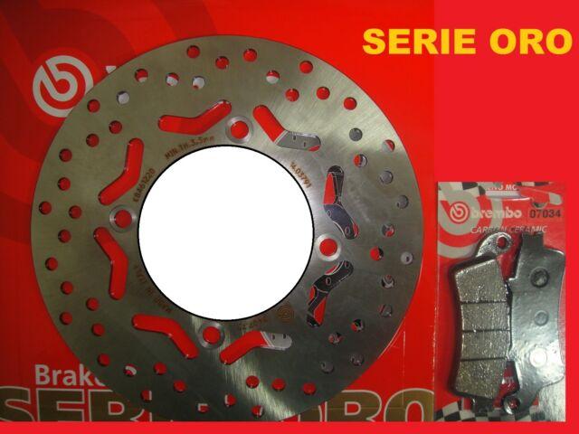 Disco Freno Brembo + Pastillas Delanteros Honda 150 Panteón 2000 2001 2002 775