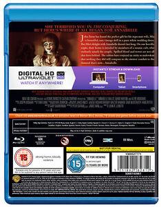 Annabelle [2014] (Blu-ray) Ward Horton, Annabelle Wallis, Alfre Woodard