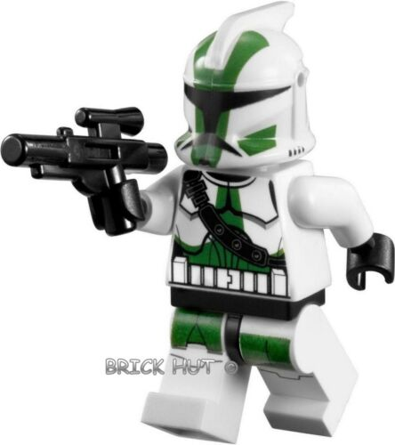 NEW GIFT FAST 9491-2012 CLONE COMMANDER GREE FIGURE LEGO STAR WARS