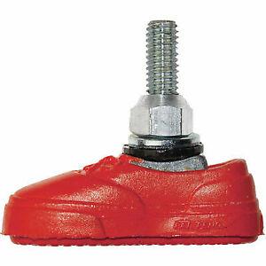 Kool Stop Vans Brake Shoes Red BMX Freestyle Bike Threaded Nut Pads