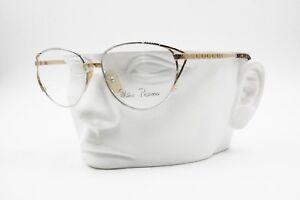 Paloma-Picasso-Made-in-Austria-3838-42-Vintage-elegant-Eyeglasses-frame-NOS