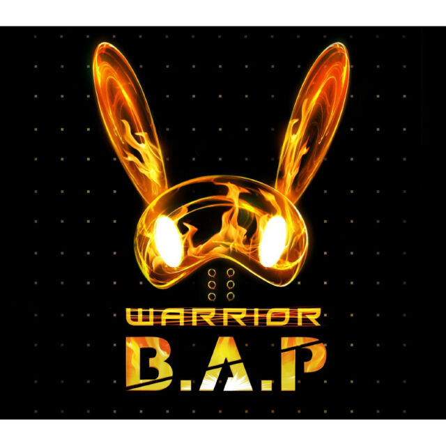 B.A.P Japan 1st Single [WARRIOR] Type A (CD + DVD) Japanese ver. Debut Single