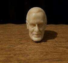 MARVEL Stan Lee Head Cast for Custom Figures Marvel Select Scale