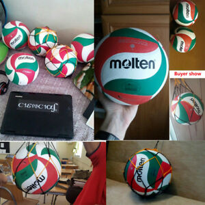 Volleyball-Ball-Official-Game-Outdoor-Indoor-Training-Sport-Soft-Touch-Tool-New