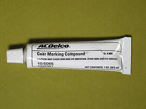 New 1052351 Gear Marking Compound 1 Oz Acdelco 10 5055