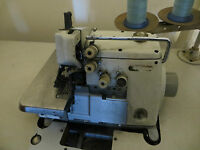 Brother Industrial  MA4-B551 Overlocker/Serger/Five/5 Thread/Machinist/Used